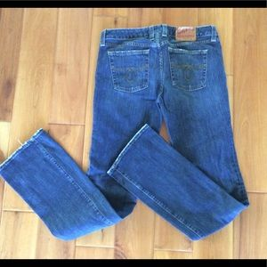 Lucky Brand Lola Jeans size 10 x 36